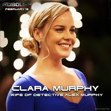 Abbie Cornish plays Clara Murphy, wife Alex Murphy, who becomes RoboCop. The new film takes the source material in a different direction, with an emphasis ... - new-robocop-character-portrait-07