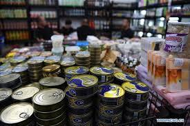 In pics: border trade center of Bakti <b>port</b> in Tacheng, <b>NW</b> China's ...