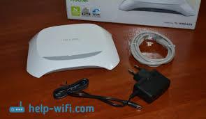 Подключение и настройка <b>Wi</b>-<b>Fi роутера TP-LINK TL-WR840N</b>