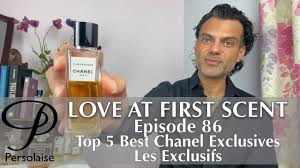 Top 5 Best <b>Chanel</b> Exclusive Perfumes - <b>Les Exclusifs</b> - on ...