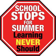 school stops