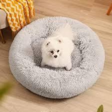 Plush Dog Bed - Amazon.com