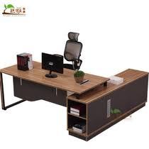 foshan bosses desk office furniture minimalism modern panel executive desk manager manager table owner of the boss tableoffice deskexecutive deskmanager