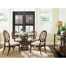Tommy Bahama Dining Room Set Tommy Bahama Home 593 870 001 036gt Aruba 36quot Dining Table W