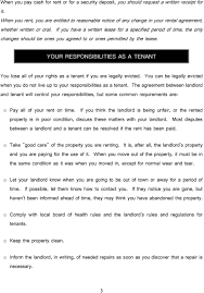the arkansas landlord tenant handbook pdf if you have a written lease for a specified period of time the only changes