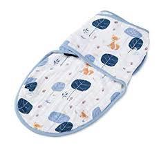 <b>aden</b> + <b>anais</b> Easy Swaddle Wearable Baby Wrap, <b>100</b>% <b>Cotton</b>
