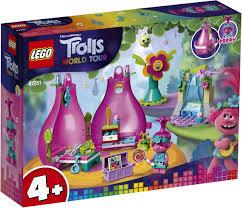 <b>Конструктор LEGO Trolls</b> 41251 <b>Домик</b>-<b>бутон</b> Розочки