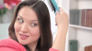 <b>Расчёска массажная с магнитами</b> «NAOMI» kz 0164 - YouTube