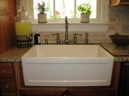 the kitchen sink everything but the farmhouse apron kitchen sink