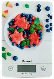 <b>Кухонные весы Maxwell MW</b>-<b>1478 MC</b> — купить по выгодной цене ...