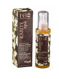 Балансирующее <b>масло</b>-<b>флюид для волос</b> серии KARITE SPA 100 ...