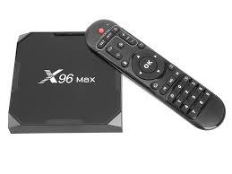 <b>2020</b> Android 9.0 TV Box <b>X96 Max Plus</b> Amlogic S905x3 8K Smart ...