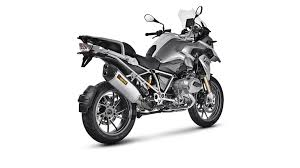 <b>BMW R 1200 GS ADVENTURE</b> 2016 Slip-On Line (Titanium ...