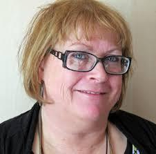 Marie Svensson berättade om hur invånare i ett litet samhälle fick fart på lokalt drogförebyggande arbete med föreningen Narkotikafritt Bollnäs. - D58-MarieSvenssonBollnas