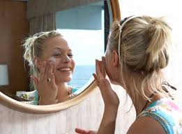 tips on how to look good without makeup