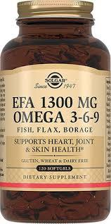 <b>Solgar Комплекс</b> жирных кислот 1300 мг <b>омега 3-6-9</b>, 1300 мг ...