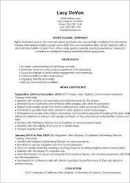 internship resume marketing internship resume examples resume example resume and cover marketing internship resume samples