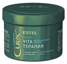 Estel Professional CUREX Therapy <b>Интенсивная маска</b> для ...