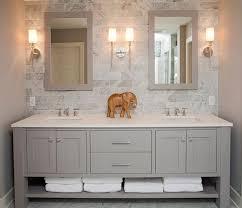 55 inch double sink bathroom vanity: homely ideas double sink bathroom vanity clearance    top