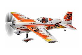 <b>Радиоуправляемый самолет Multiplex RR</b> Extra 330 SC (orange ...
