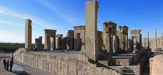persepolis ruins of the tachara persepolis