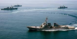 Image result for Beijing launches an offensive South China Sea