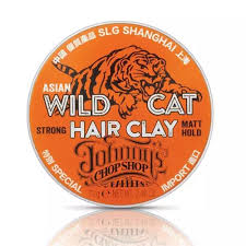 Johnny's Chop Shop Wild Cat <b>Матирующая глина</b> для волос ...