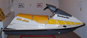 sea doo model reference 1988 2010 the 1989 sp had a new engine access design which sea doo will stick on all future models it features a removable seat that comes off to access the