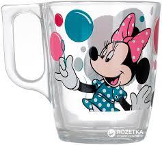 ROZETKA | <b>Кружка Luminarc Disney</b> Party <b>Minnie</b> 250 мл (L4875 ...