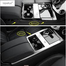 <b>Lapetus Accessories</b> Fit For Land Rover Range Rover Velar 2018 ...