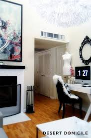 living room office area contemporary amazing office living