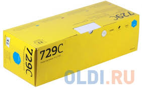 <b>Картридж T2</b> TC-C729C Cyan (с чипом) / Canon 729C — купить по ...