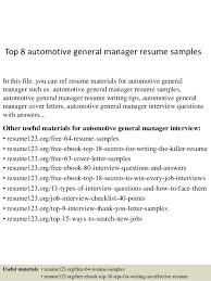 Restaurant General Manager Resume Cover Letter  Clrestaurant     General Manager Resume samples