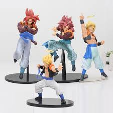 10cm 20cm Dragon Ball <b>Super Saiyan 4</b> Gogeta <b>Vegeta</b> goku PVC ...
