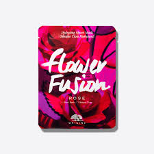 <b>Flower Fusion</b>™ <b>Rose</b> Hydrating Sheet Mask | <b>Origins</b> UK