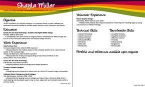 graphic design resume tips   naldz graphicsstructure and presentation