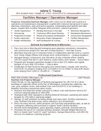 assistant resume examples   tomorrowworld cosample operations manager page  sample operations manager page  great resumes examples great resume examples operations manager professional resume