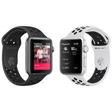 <b>Умные часы Apple Watch</b> Series 3 <b>Nike+</b> GPS, 42mm, корпус из ...