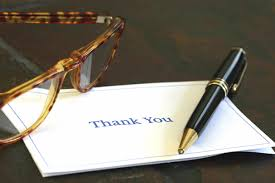 sample thank you note to rejection internship or job writing a thank you note after a letter of rejection