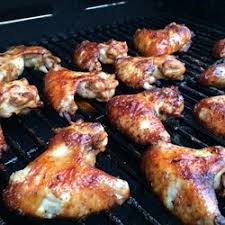 Image result for bat wings barbeque