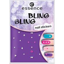 <b>Essence</b> Bling <b>Bling Nail Stickers</b> | Makeup| feel22 | Lebanon – Feel22