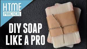 DIY <b>Soap</b> Like a <b>Pro</b>! Get 32 Bars From One Batch | HTME: Practical ...