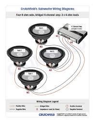 quad voice coil wiring diagram quad image wiring single voice coil wiring diagram wiring diagram on quad voice coil wiring diagram