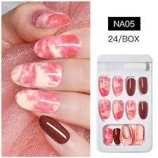 Купите black <b>pink</b> false nail онлайн в приложении AliExpress ...