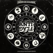 <b>Anti</b>-<b>Flag</b> - <b>American Reckoning</b> (2018, CD) | Discogs