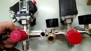 Автоматика на компрессор, <b>Реле давления</b> для компрессора ...