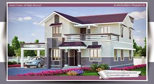 Kerala House Plans and Elevations   KeralaHousePlanner comkerala home plans