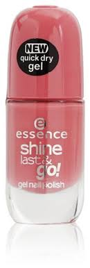 <b>Лак</b> Essence <b>shine</b> last & go! gel <b>nail</b> polish, 8 мл — купить по ...