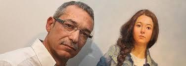 El pintor guipuzcoano Javier Soto recibirá el próximo sábado, 31 de agosto, el premio 'Mazacote de oro 2013' que concede el Ayuntamiento de Alberite. - javier-soto--647x231