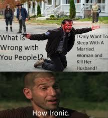 26 Hilarious Walking Dead (Season 5) Memes - Gallery | eBaum's World via Relatably.com